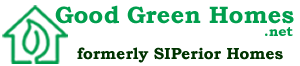 Good Green Homes; formerly SIPerior Homes